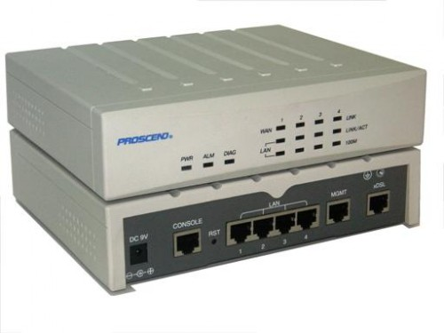 P5640N Industrial G.Shdsl.bis Ethernet First Mile VLAN Extender 60Mbps 8 wire